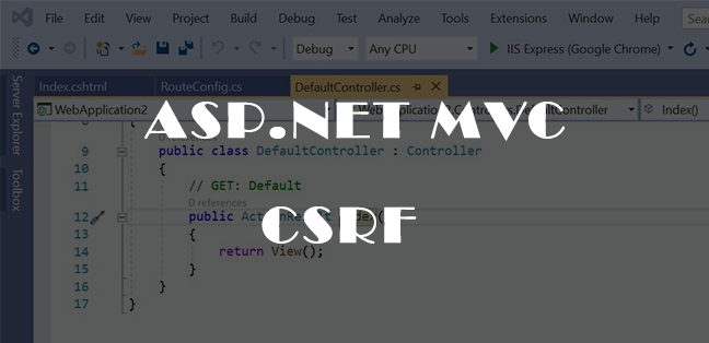 ASP.NET MVC Güvenlik - AntiForgeryToken kullanarak CSRF (Cross Site Request Forgery) engelleme
